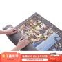 進口品質專業拼圖毯收納毯1500 3000 6000片升級版拼圖墊現貨包郵