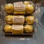金莎巧克力 3顆裝 送禮最佳首選 效期最新