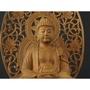 印度老山檀香 釋迦牟尼 如來佛 精密雕刻佛像