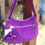 🐒Kipling🎁 SALLY系列HB6801紫色側背包