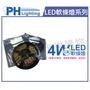PHILIPS飛利浦 LS170S 4W 2700K 黃光 24V 5m 燈帶 燈條 軟條燈 _ PH520429