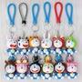 可愛哆啦A夢十二生肖汽車鑰匙扣鏈卡通叮當貓公仔包包掛件小禮物