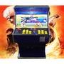 大型電玩街機 1500款遊戲 月光寶盒XS 15吋LED 落地型 可投幣 大型遊戲電玩機台免費升級三和型搖桿副廠生日禮物