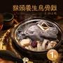 【築地一番鮮】特大-猴頭菇養生烏骨雞(2.5KG/包)