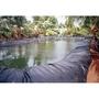 土工膜魚塘魚池蓮藕池專用防水布防滲膜塑料布防水黑膜