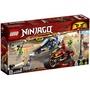 [想樂]全新 樂高 LEGO 70667 Ninjago 忍者 赤地 冰忍 摩托車