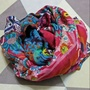 DESIGUAL 圍巾 絲巾 造型圍巾