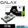【GALAX影馳】GTX 1060 OC 6GB DDR5 EXOC White 顯示卡