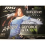 MSI GTX1070 ARMOR 8G