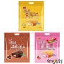 旺旺野川蛋黃派 / 甜蜜草莓 / 濃純巧克力19gx12入 228g/包