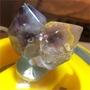 骨幹紫水晶原礦 102g 自己DIY做聚寶盆