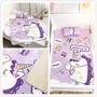 【ECO多樣鋪】INS卡通涼席  hello kitty 美人魚 冰絲涼席 幼兒園 午睡席 夏季 新生兒床席 多款可選