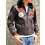 Top Gun Aviation Leather Jacket G1 飛行皮衣外套 復刻經典 捍衛戰士Tom Cruse