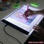 繪畫神器廠家直銷A3A4拷貝台透寫台透光台看片台臨摹台漫畫工具燈箱拷貝板摩可美家
