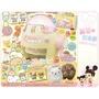 麗嬰兒童玩具館~TAKARA TOMY-角落小夥伴毛線編織機.DIY針織機 TP96699