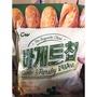 現貨 🔹 24h快速寄出 韓國 CW 大蒜 麵包 餅乾 400g 吐司 最新效期