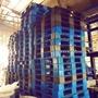 🔹二手藍色塑膠棧板🔹