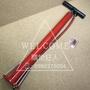 手刀價🌟台灣製造 直立式快速打氣筒 T-223 手壓充電筒 手動灌氣筒 灌風筒 打氣筒 直立式打氣筒 購物狂人