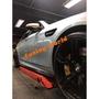 BMW F10 F11 5系列 M SPORT M5 側裙定風翼 下巴 CARBON 碳纖維