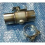 全新51mm插接式手動閥門  排氣管專用  重機最愛  有效阻擋噪音  DIY價  2000元