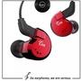 🍀🍀🍀【TRN原裝正品】 TRN V80旗艦耳機入耳式運動耳機8單元圈鐵重低音手機線控金屬耳機
