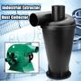 SN50T3渦輪增壓集塵器 吸塵器除塵器用濾塵器木工
