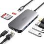 VAVA VA-UC006 8合1 USB-C MacBook 集線Type-C Hub 4K HDMI【周邊王】