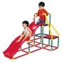 【智高 GIGO】我的健身房-雙滑梯組(限自取)