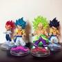 ⚡️凱歐小館⚡️日版🇯🇵七龍珠 UG Dragon Ball 09 布羅利 悟吉塔 貝吉塔 全新 現貨 扭蛋 整套