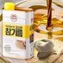 韓國CJ芝麻油~韓國麻油500ML