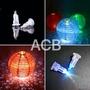 [AcB照明] LED DIY七彩閃爍燈籠燈/黃光恆亮/白光恆亮 氣球燈 電子燈泡 電子燈 燈芯 Party擺設