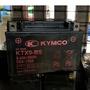 (二手中古電池) KYMCO原廠 KTX9-BS(YTX9-BS) 二手機車電池 150機車專用 數值漂亮,品項優