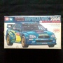 SUBARU IMPREZA WRC 2004 RALLY JAPAN WINNER 1:24 SCALE TAMIYA