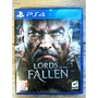 ps4墮落之王 lords of the fallen 二手9成新