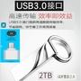 【現貨便宜出清】抗壓防水防震.2TB U3.0隨身碟USB  原廠芯片  快速耐用