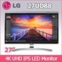 [ LG ] 27UD88 27 Inch 16:9 4K UHD IPS LED Monitor / On-Screen Control with Screen Split 2.0