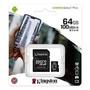 金士頓 SDCS2/64GB U1 V10 A1 microSDHC記憶卡(含轉卡) 32G 64G