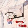 【T3】室內小籃框 附小籃球 室內小籃框 免鑽洞 兒童籃框 籃球框 籃球版 籃球 NBA 籃球玩具【RB01】