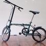 二手 摺疊腳踏車 小折