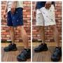 【New START精品服飾-員林】 Polo Ralph Lauren 滿版小馬 休閒短褲 工作褲 短褲 小馬短褲