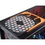 遊戲悍將12CM風扇機箱防塵網罩抽拉式安裝方便可水洗單片送膠釘
