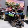 (現貨)海賊王/航海王 GK合之國索隆 Lava 限量雕像 超大索隆公仔 三刀流索隆 海賊王GK公仔 和之國