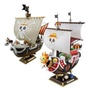 tangyizi輕鬆購【DS032】BANDAI 模型 航海王 海賊王 海賊船 黃金陽光號 黃金梅莉號(預購款10天)