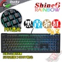PC PARTY 創傑 Ducky Shine6 RGB 全彩 PBT 紅軸 茶軸 青軸 黑軸 機械式鍵盤