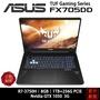 ASUS 華碩 TUF FX705 Gaming FX705DD-0031B3750H R7/8G/17吋/黑 電競筆電