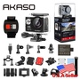 AKASO EK7000 4K WIFI Outdoor Action Camera Ultra HD Go Waterproof Cam Pro bike helmet Video Extreme