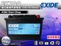 全動力-EXIDE 歐規進口 汽車電瓶 免加水 AGM EK700 (70Ah)起停系統專用 賓士 寶馬 福斯