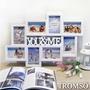 TROMSO珍藏回憶8入相框組