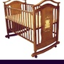 [二手]Baby City 棕色熊熊嬰兒床