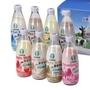 台農乳品 玻璃瓶保久乳 250ml 24瓶/箱 多種口味皆可詢問選購 (中華民國農會台農鮮乳廠出品)
